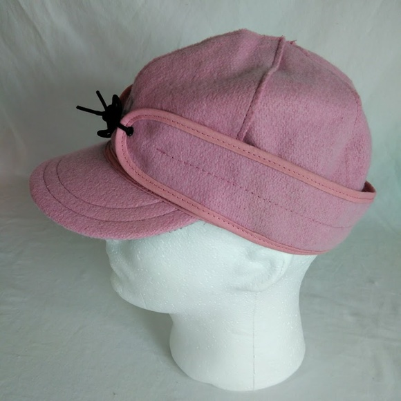 54dce9b2 Stormy Kromer Accessories | Ida Kromer Wool Hat Soft Pink 6 78 ...